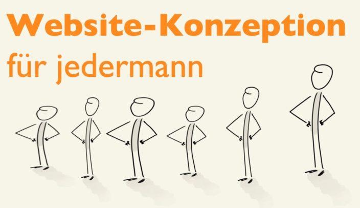 Vorschaubild Seminar Website-Konzeption