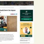 Rezension Shopify-Buch